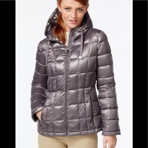 Calvin Klein premium down packable jacket PXS